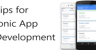 Top Perks of Using Ionic Framework for App Development